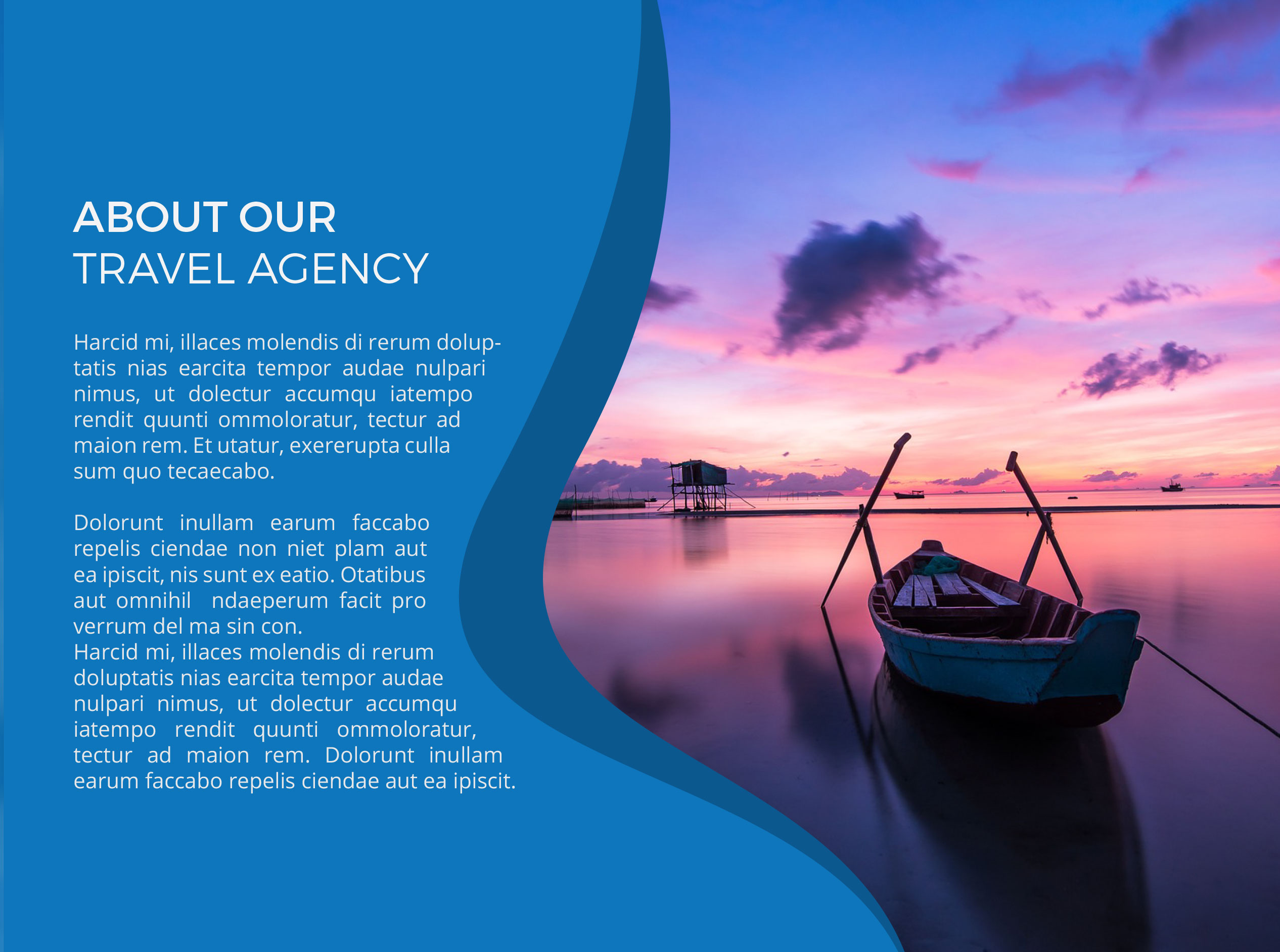 Online Travel Brochures