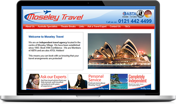 Non-Bookable Travel Websites