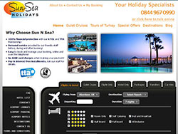 Fully Bookable Travel Websites